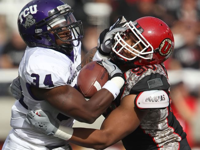 TCU Embarrasses No. 6-Ranked Utah