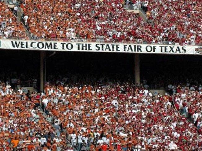 Texas/OU as Epic as Ever