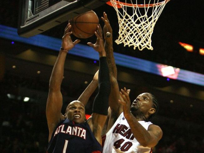 Haslem, Wright Put Kibosh on Shaunie Show