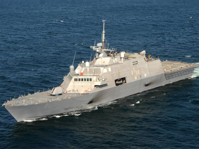 USS Fort Worth to be Commissioned in Galveston
