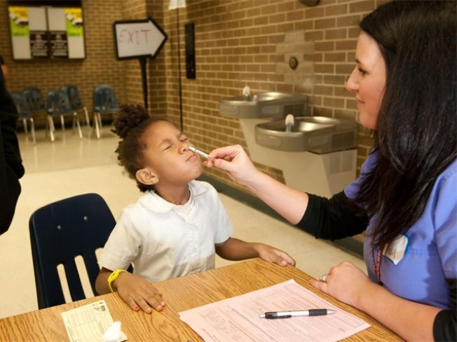 Free Health Screenings, Vaccinations Today, Saturday