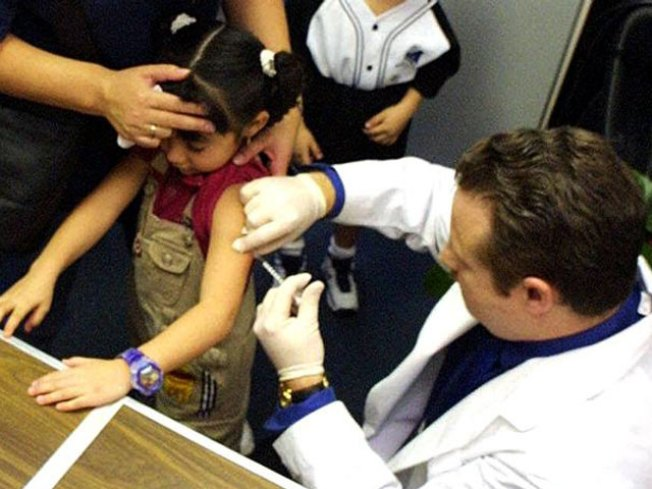 Parents Rush To Get State Required Immunizations