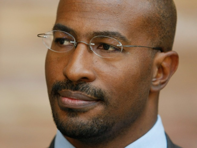Obama Aide Van Jones Resigns After GOP Attacks