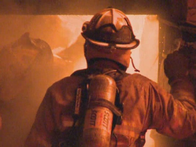 Another East Texas Church Catches Fire