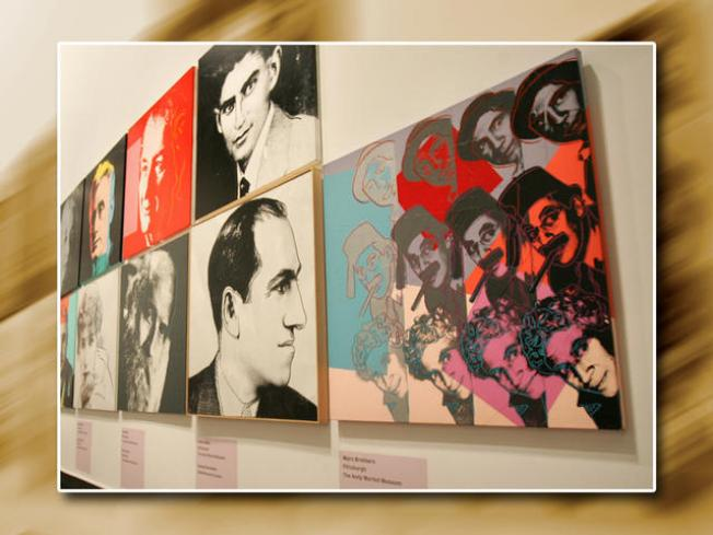 Warhol Exhibit Coming to Fort Worth