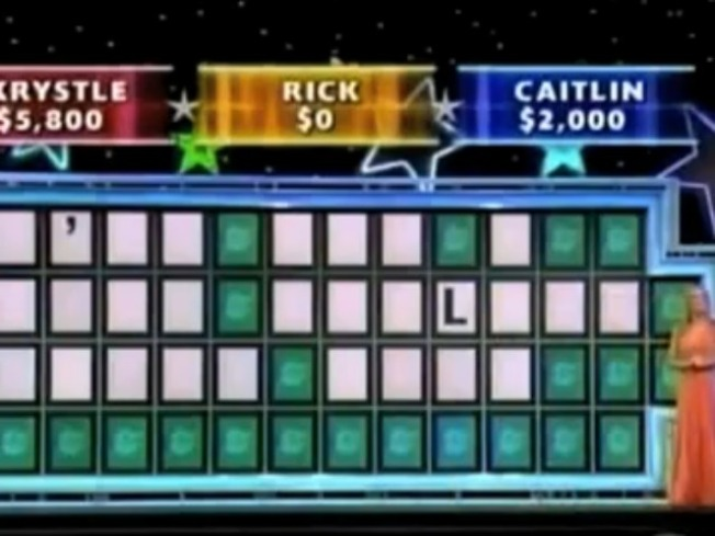 """Wheel of Fortune"" Contestant Has ""Most Amazing Solve"" Ever"