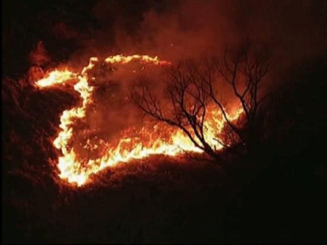 Texas Forest Service Raises Wildfire Threat