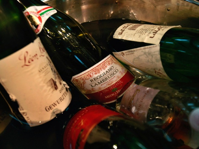 Natural Gas Bigwig Parts With Massive Wine Collection