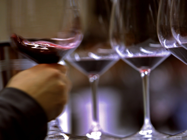 Rejoice: Grape Glut Sends Wine Prices Down
