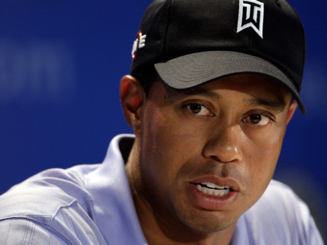"""""""Charges Are Pending"""" in Tiger Woods Case: Police"""
