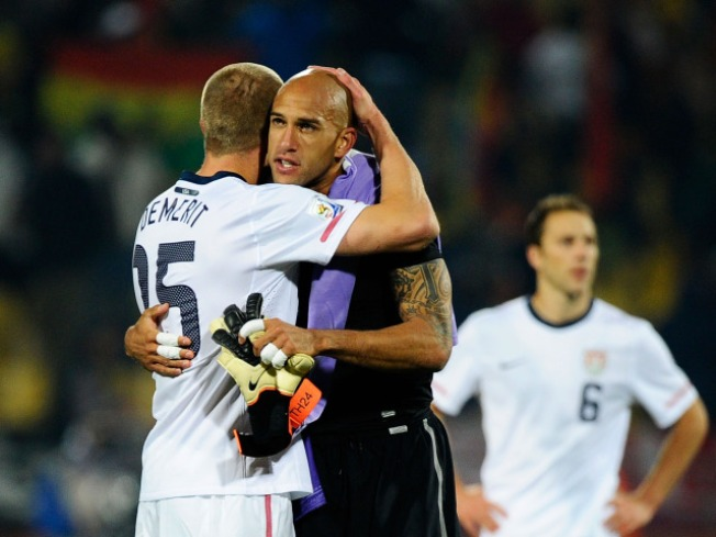 U.S. Knocked Out of World Cup