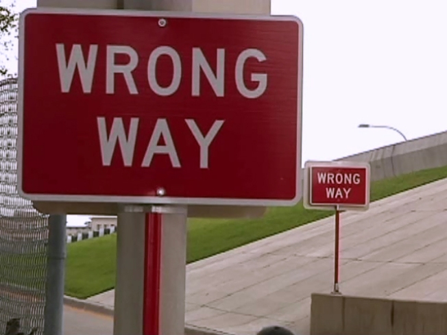 NTTA to Fight Wrong-Way Crashes With Education, Technology
