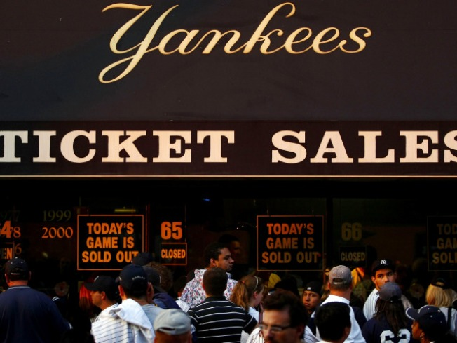 News Flash: World Series Tickets Are a Luxury