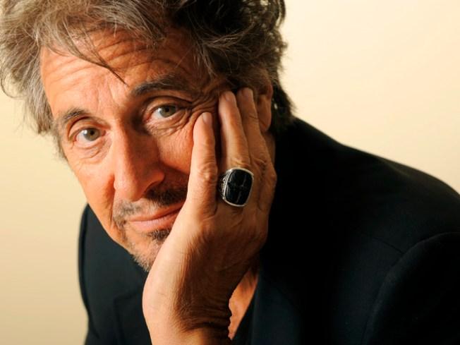 11/16: Al Pacino in Dallas Tonight