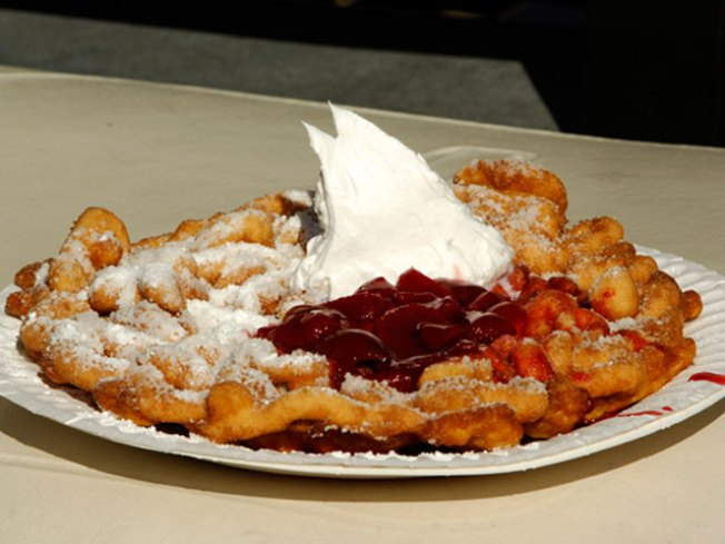 Fernie's Funnel Cakes Win The Golden Local