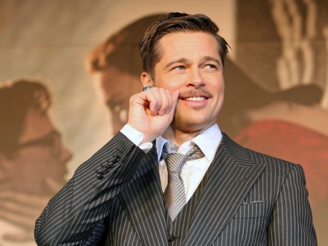 Brad Pitt Teams With 'Twilight' Studio For New Vampire Film