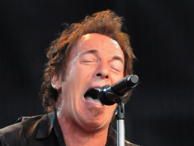 The Boss Headlining Super Bowl