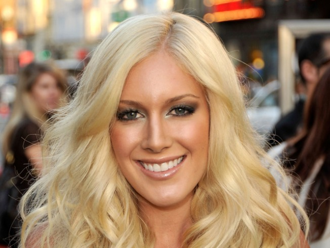 Heidi Montag Takes The Stage At Miss Universe; Dismisses Critics