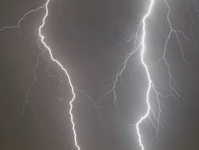 Lightning Strike Has Math Teacher Counting His Blessings