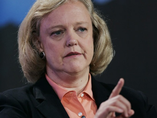 Whitman Considered for HP CEO: Report