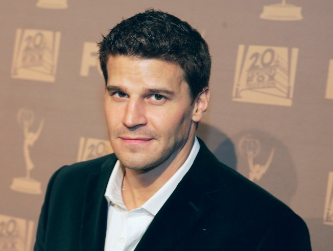 """Bones"" Extra Files Harassment Suit Against David Boreanaz"