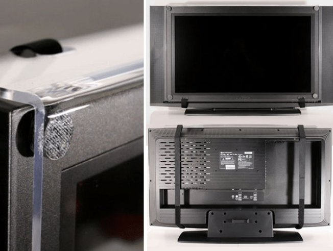 TV Armor Protects Your HDTV From Tragic Accidents