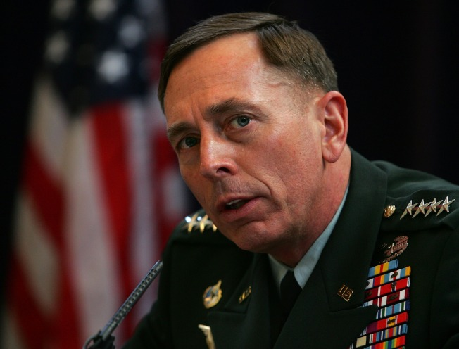 Petraeus Cites Bush-Era Shortcomings in Afghanistan