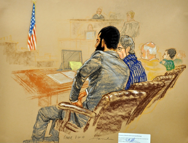 Officer off Gitmo Jury for Agreeing with Obama