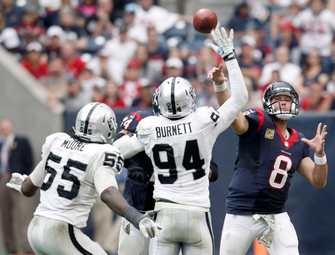 Goodell Confirms Nov. 21 for Texans-Raiders Game in Mexico