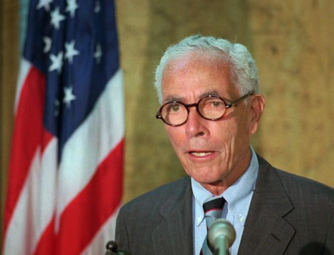 "Ex-Senator, Creator of ""Pell Grant"" Dies in Rhode Island"