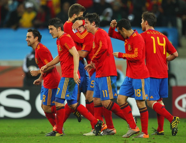 Spain Beats Germany 1-0 in World Cup Semifinal