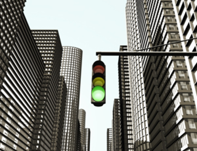 New Left-Turn Signals Are Sign of the Times