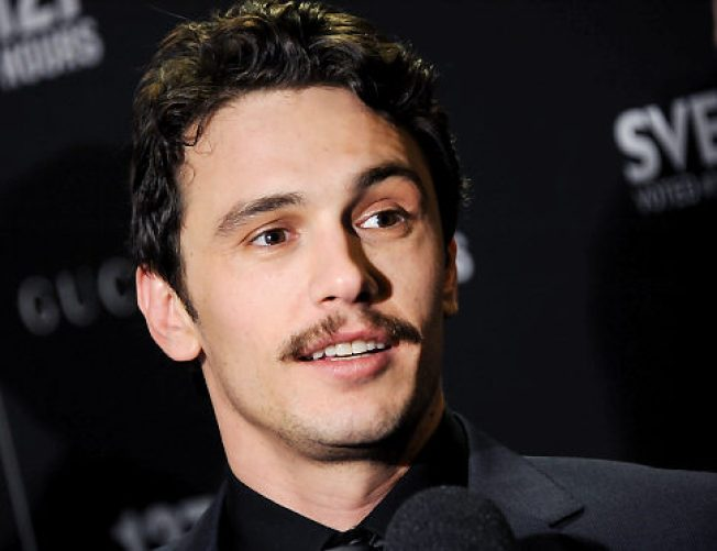James Franco Gets Tweety With It