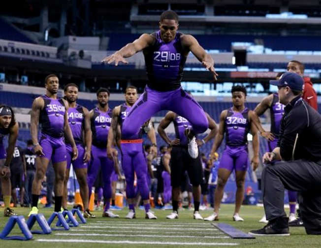 The NFL Combine and Sports' Other Top 10 Overrated Events
