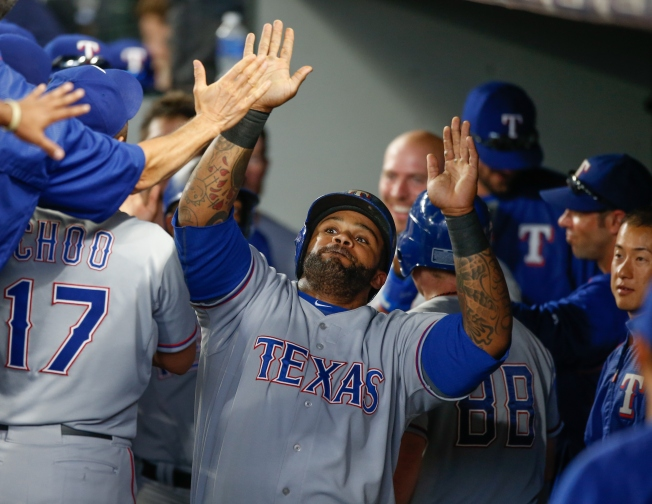 2015 Rangers Positional Review: DH