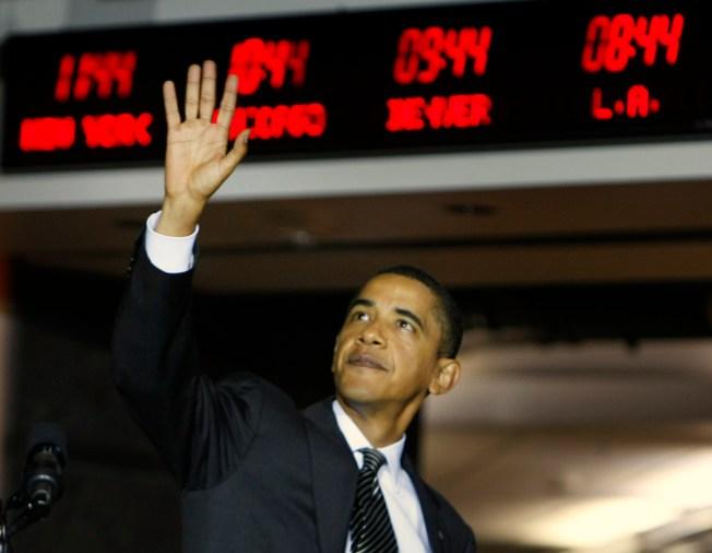 """Obama: Terrorists """"Still Plotting"""" Attacks"""