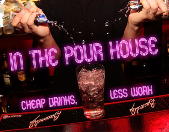 In The Pour House: 7/7-7/11