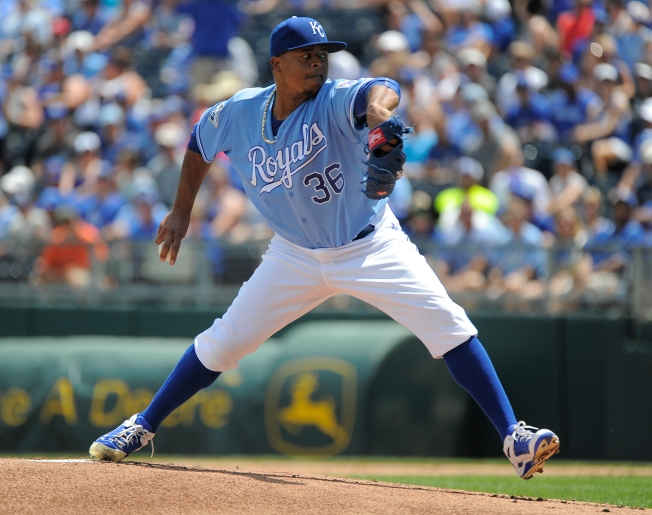 Rangers Reportedly Interested in Edinson Volquez