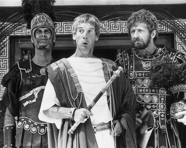 Monty Python Madness Comes to Grapevine