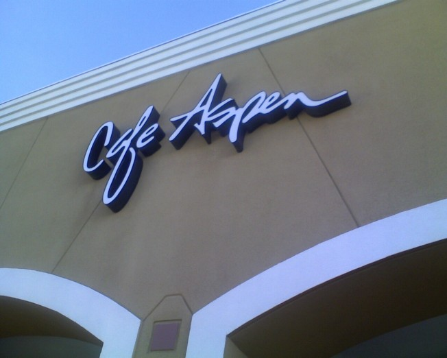Cafe Aspen Shuts Off the Grill