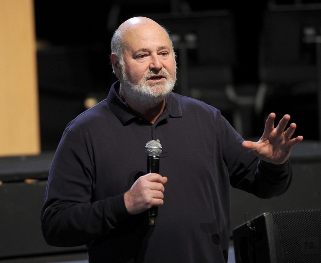 When Rob Reiner Met Hollywood: 40 Years In Front of and Behind the Camera