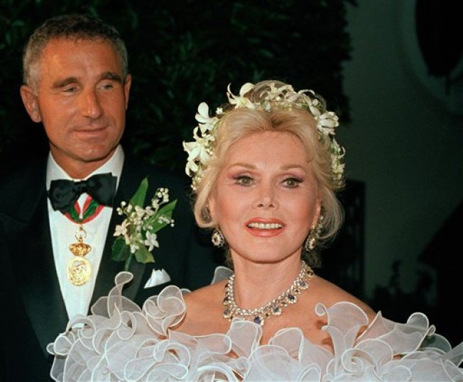 Zsa Zsa Gabor Remains In Critical Condition After Blood Transfusion