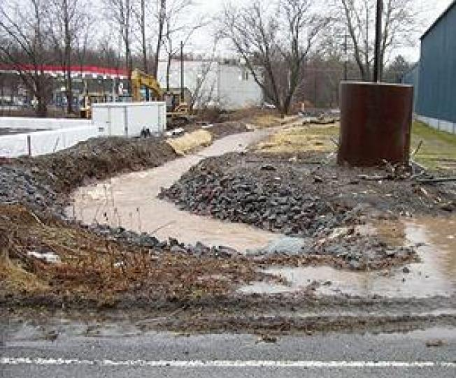 EPA Ordered to Set Standards for Construction Site Runoff