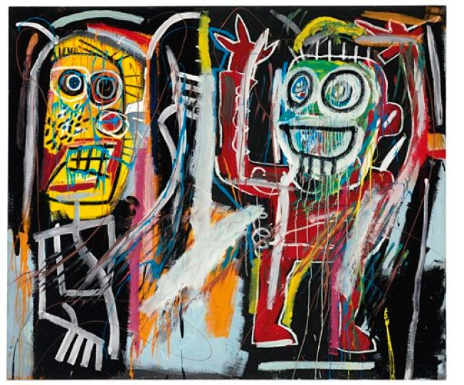 Basquiat Painting Fetches Record $48.8M in NY