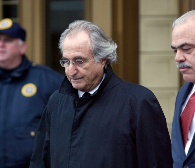 Texas Lost Millions in Madoff Swindle