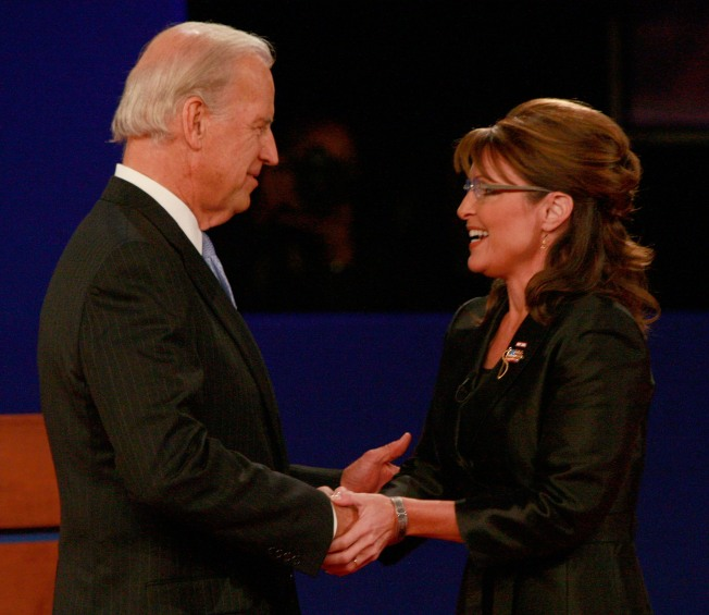 Lieberman: Palin should avoid 'IQ test'