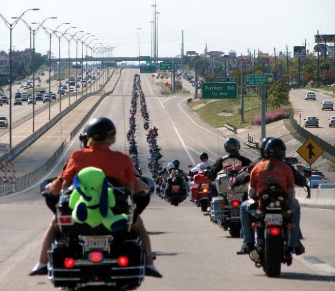 Biker Groups Plan Toy Runs To Mesquite
