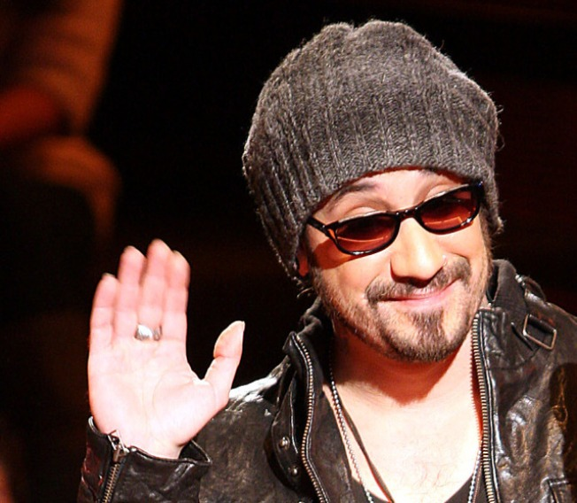 Backstreet Boy A.J. McLean Back in Rehab