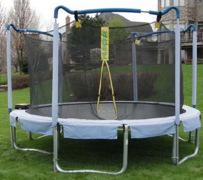 Trampolines Recalled Over Injury Hazard