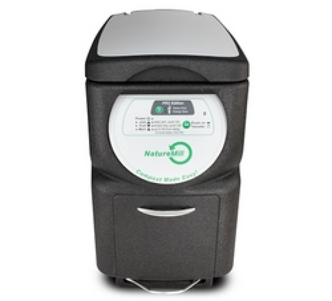 NatureMill Electric Composter: Week 1 Review